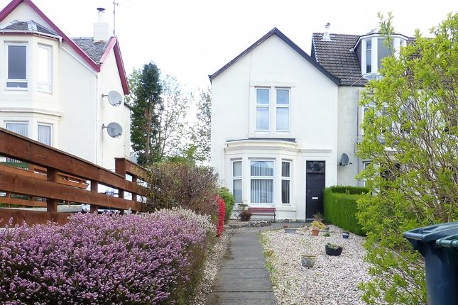 Thumbnail Semi-detached house for sale in 112 Auchamore Road, Myrtlegrove, Dunoon