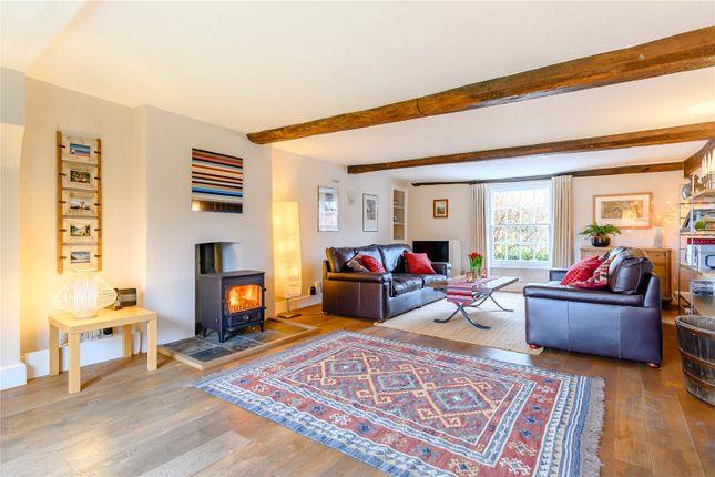 Sitting Room of Mill Street, Kington, Herefordshire HR5