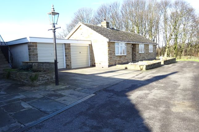 Front Exterior of Wood Walk, Wombwell S73