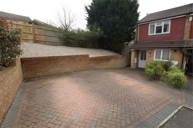 2 bed end terrace house for sale in Magpie Close, St Leonards-On-Sea, East Sussex