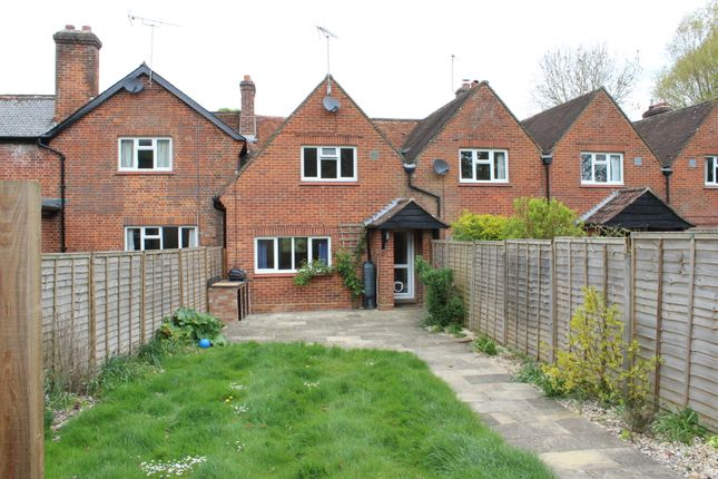 Thumbnail Terraced house to rent in Tufton Warren, Whitchurch