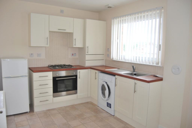 Thumbnail Flat to rent in Wellington Street, Wishaw.