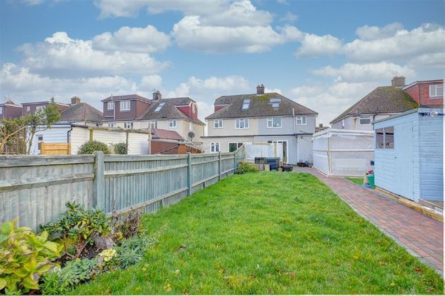 Thumbnail Semi-detached house for sale in Coppice Avenue, Willingdon, Eastbourne