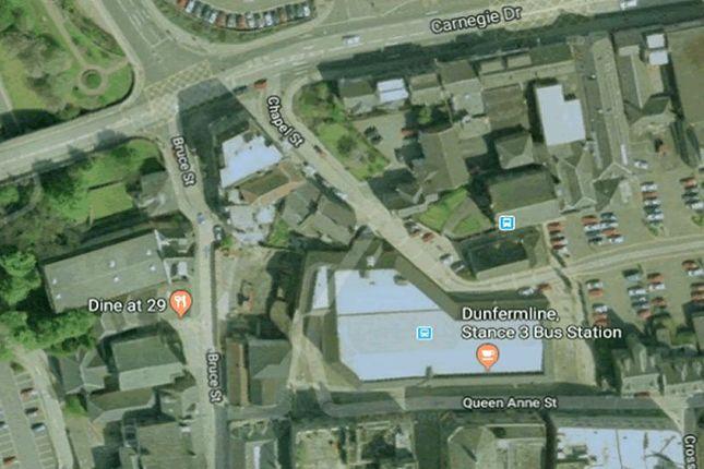 Thumbnail Land for sale in Development Site, Queen Anne Street, Dunfermline KY127Ba
