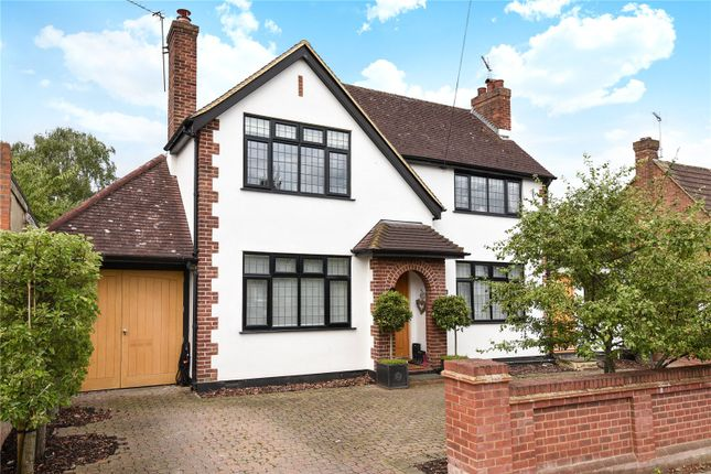 Thumbnail Detached house for sale in The Ridgeway, Ruislip, Middlesex