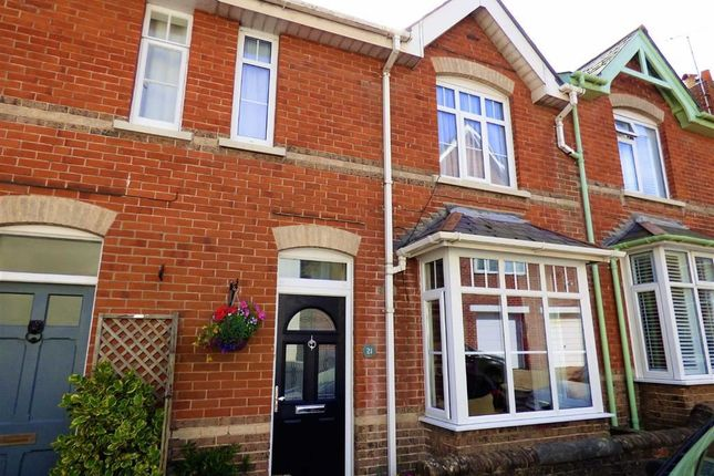 Thumbnail Terraced house for sale in St. Leonards Road, Weymouth