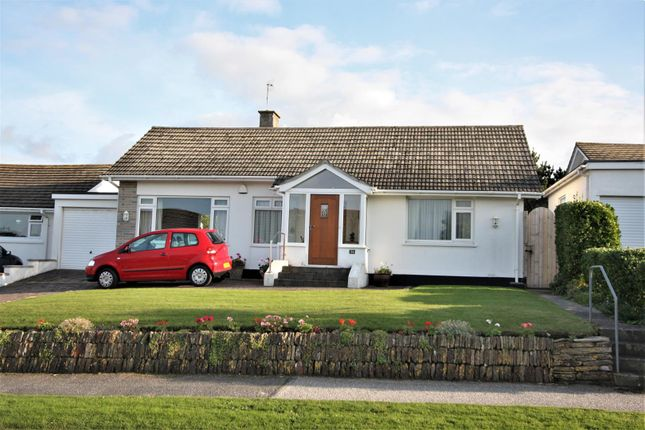 Thumbnail Detached bungalow for sale in Manewas Way, Newquay