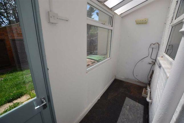 Rear Porch of Low Street, Swinefleet, Goole DN14