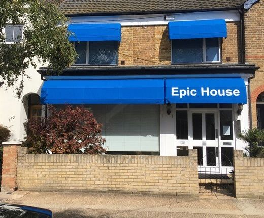 Thumbnail Office for sale in Fullwell Road, Fulwell