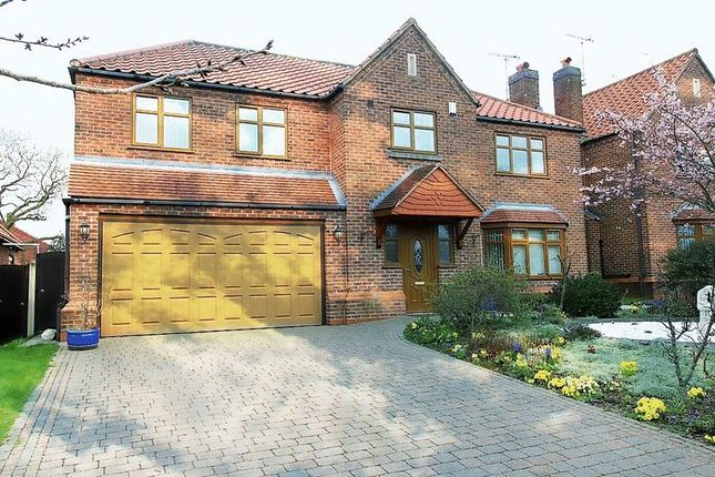 Thumbnail Detached house for sale in The Gables, Forest Town, Mansfield