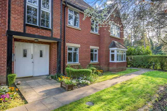Thumbnail Flat for sale in The Pines, Bushby, Leicester