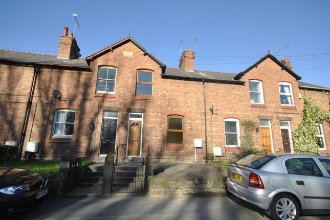 Thumbnail Terraced house to rent in Whitchurch Road, Great Boughton, Chester