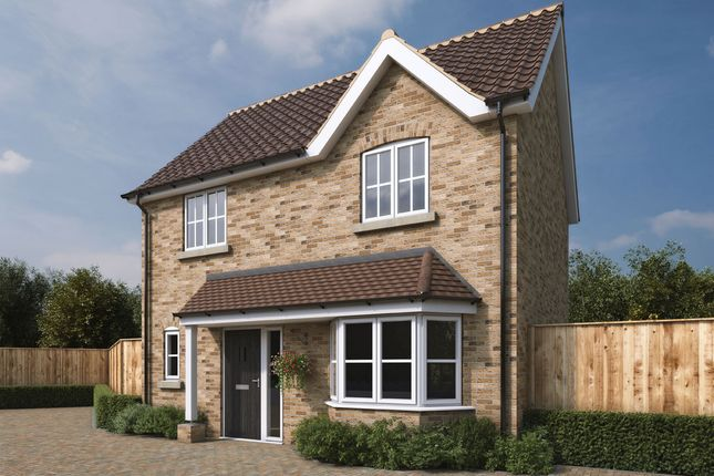 Thumbnail Detached house for sale in Cromer Road, Hunstanton