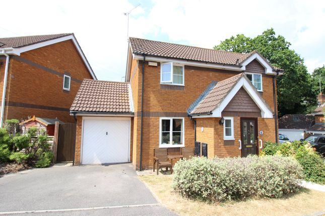 Thumbnail Detached house for sale in Martingale Close, Upton, Poole