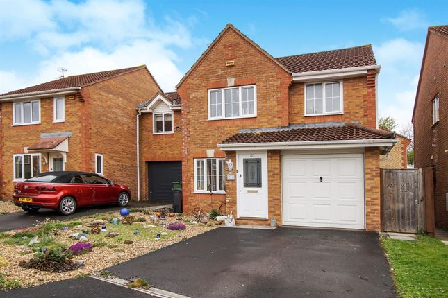 Thumbnail Detached house for sale in Bakers Ground, Stoke Gifford, Bristol
