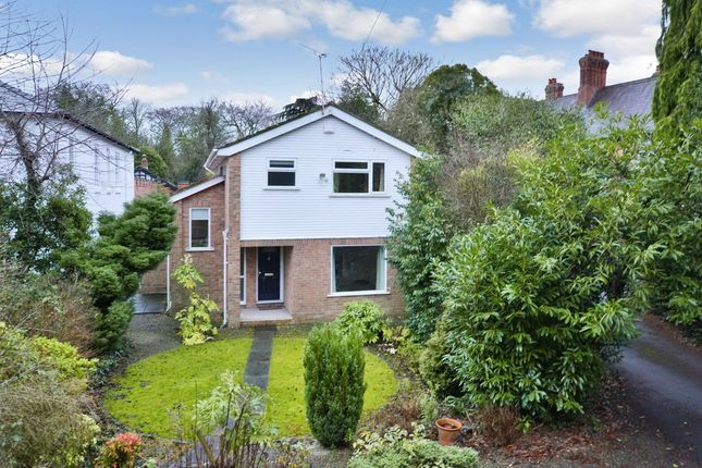 Thumbnail Detached house for sale in Curzon Park South, Chester