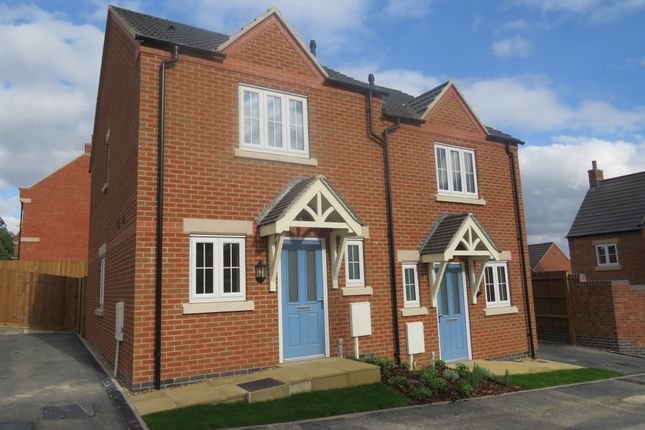 Thumbnail Semi-detached house for sale in Yew Tree Close, Smalley, Ilkeston