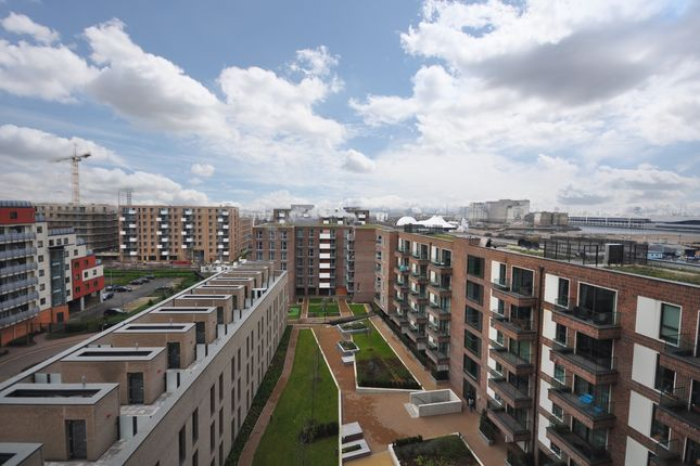 7_View of Waterside Park, Connaught Heights, Royal Docks E16