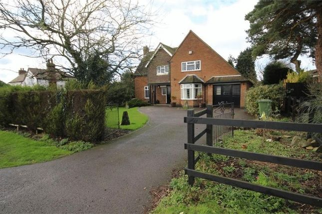 Thumbnail Detached house for sale in Coventry Road, Wolvey, Hinckley