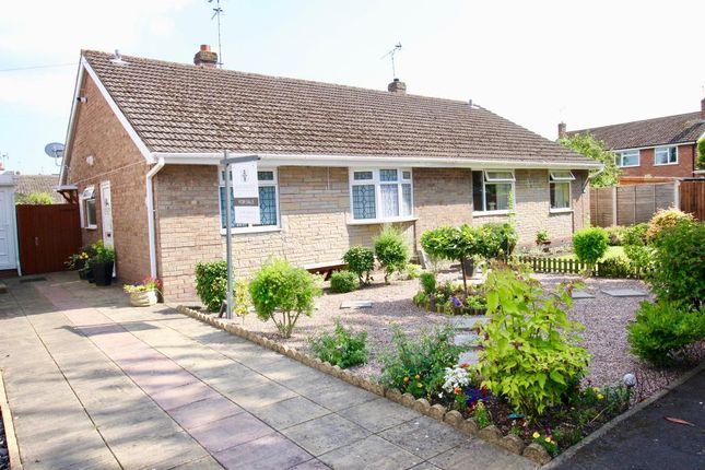 Thumbnail Bungalow for sale in Austin Close, Stone, Staffordshire