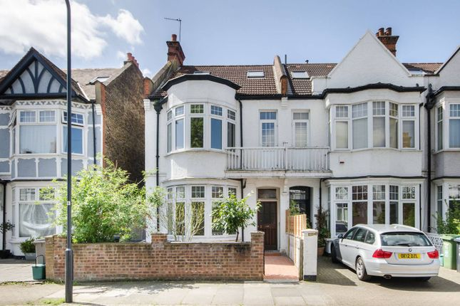 Thumbnail Property to rent in Hanover Road, Kensal Rise
