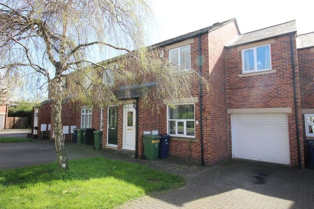 Thumbnail Terraced house for sale in The Copse, Blaydon-On-Tyne