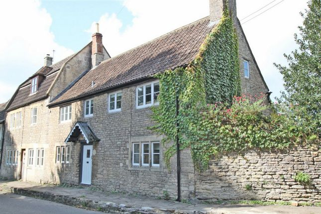 Thumbnail End terrace house for sale in Honeysuckle Cottage, 1 Church Street, Norton St Philip, Somerset