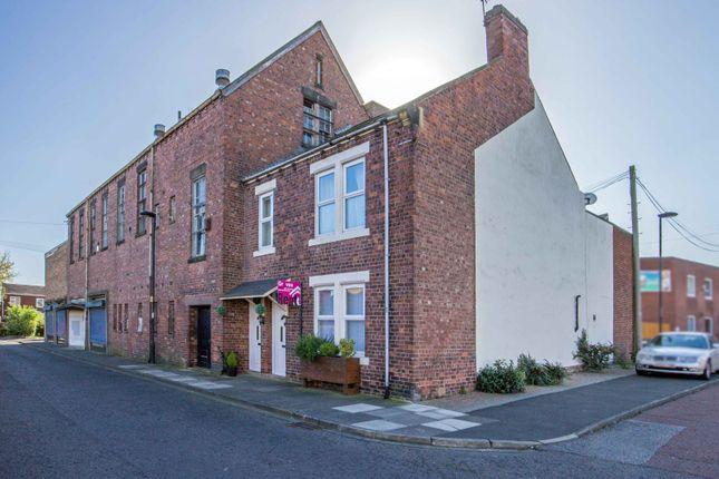 Thumbnail Flat to rent in John Street, Coxlodge, Newcastle Upon Tyne