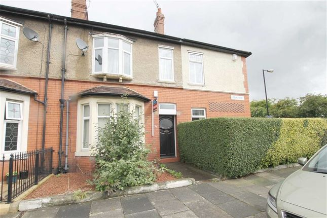 Thumbnail Terraced house for sale in Lodore Road, High West Jesmond