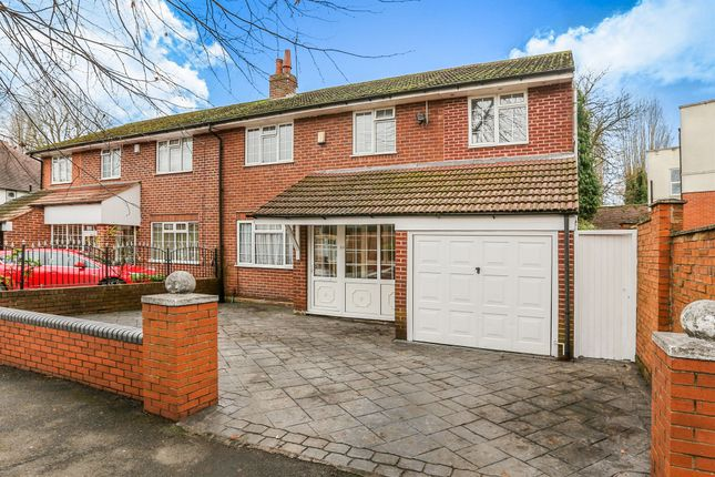 Thumbnail Semi-detached house for sale in Park Avenue, West Park, Wolverhampton