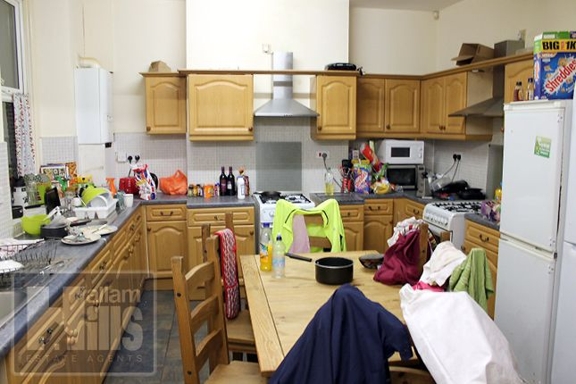 Thumbnail Terraced house to rent in Elmore Road, Sheffield, South Yorkshire