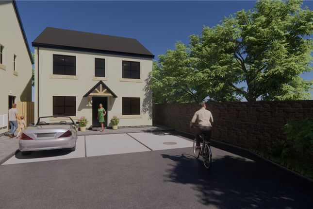 Thumbnail Detached house for sale in Spitzkop, Llantwit Major