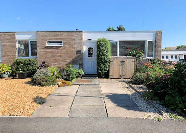 2 bed semi-detached bungalow for sale in Llewelyn Walk, Tywyn LL36
