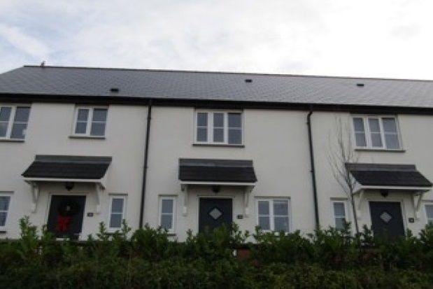 Thumbnail Property to rent in Vicarage Hill, Kingsteignton, Newton Abbot