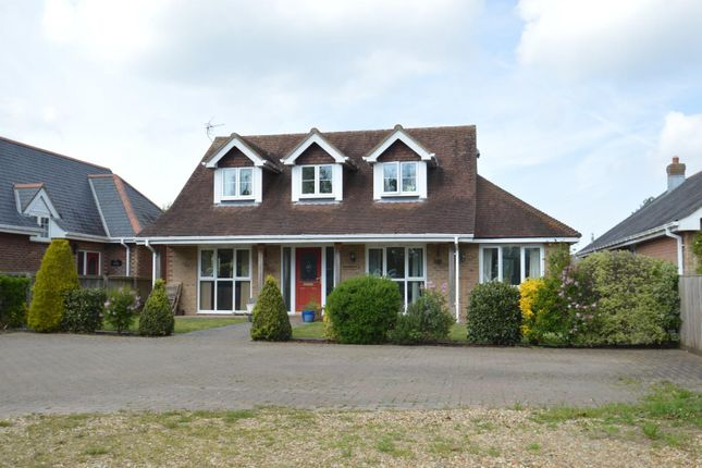 Thumbnail Detached house for sale in Warlands Lane, Shalfleet, Newport