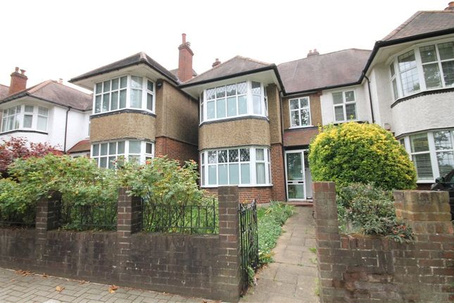 Thumbnail Terraced house to rent in Magdalen Road, London