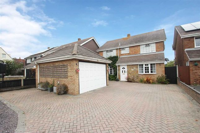 Thumbnail Detached house for sale in Thorpe Road, Kirby Cross, Frinton-On-Sea
