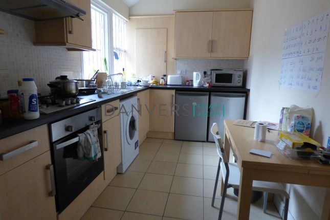 Thumbnail Terraced house to rent in Upper King Street, Leicester