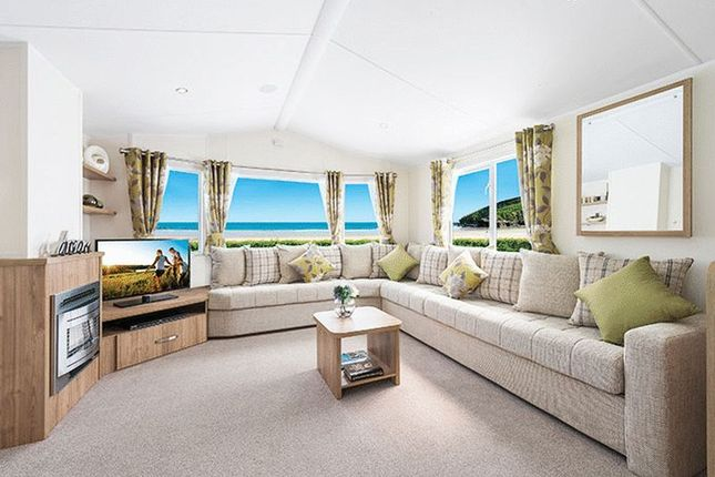 Thumbnail Mobile/park home for sale in Watchet