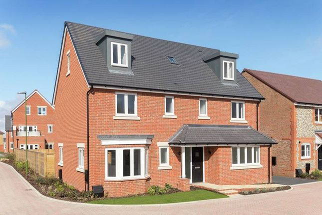 """Thumbnail Detached house for sale in """"The Wittering"""" at Shopwhyke Road, Chichester"""