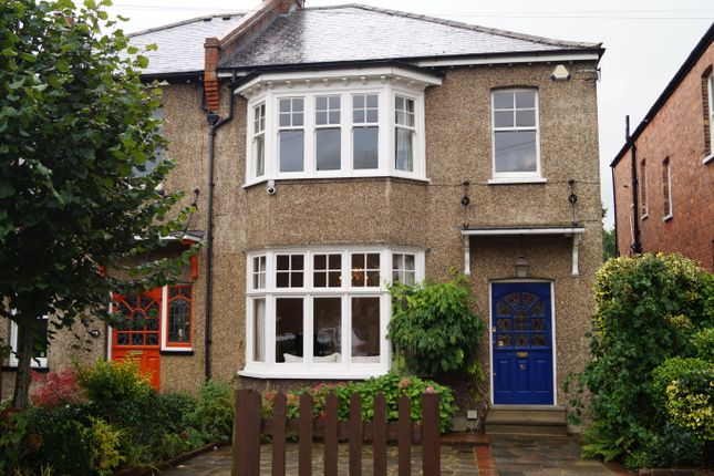Thumbnail Semi-detached house to rent in Richmond Road, Barnet