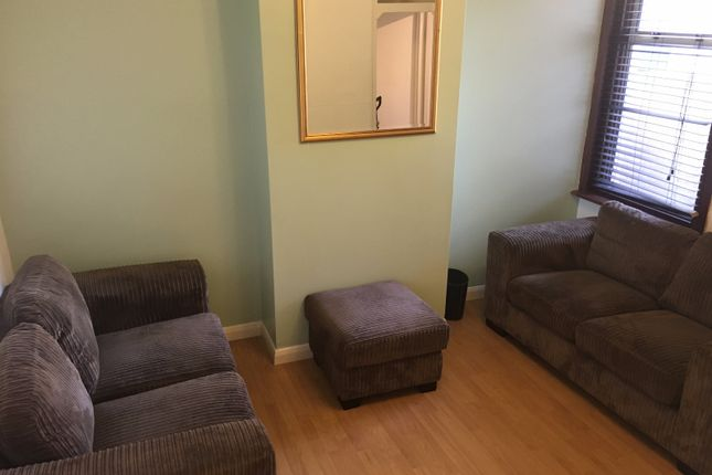 Thumbnail Terraced house to rent in Trinity Road, Gillingham