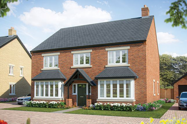 """Thumbnail Property for sale in """"The Oak"""" at Turnberry Lane, Collingtree, Northampton"""