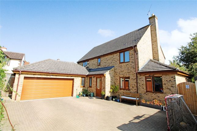 Thumbnail Detached house for sale in Elm Grove, Nine Elms, Swindon