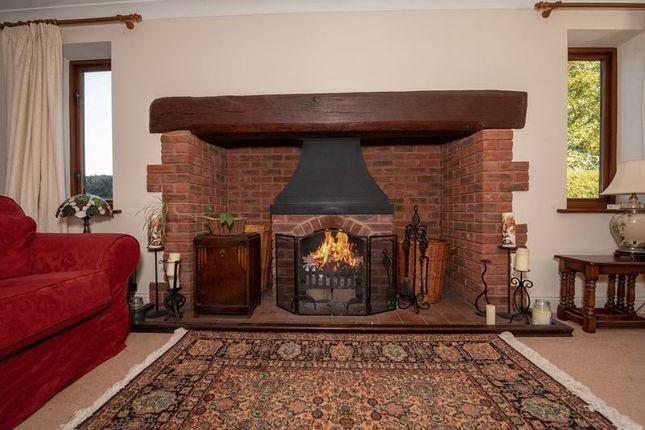 Guest Lounge of Monksilver, Taunton TA4