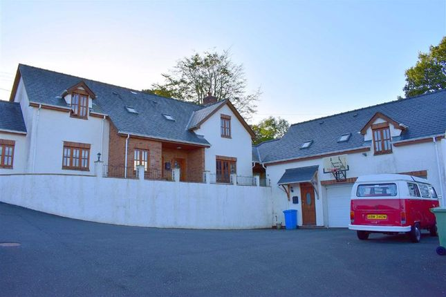 Thumbnail Detached house for sale in Heol Dolanog, Ciliau Aeron Lampeter, Ceredigion