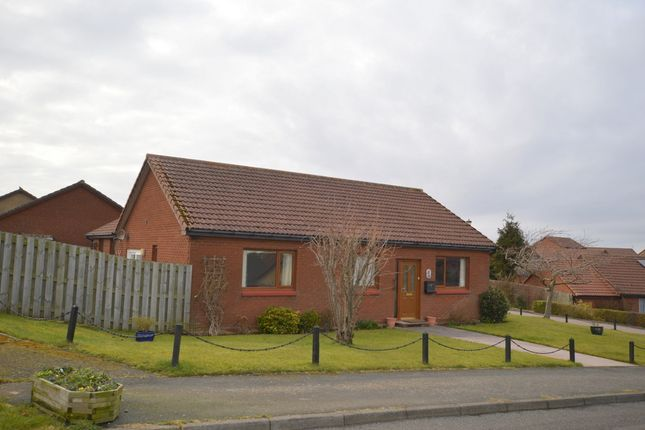 Thumbnail Detached bungalow for sale in Goldstone, Tweedmouth, Berwick Upon Tweed, Northumberland