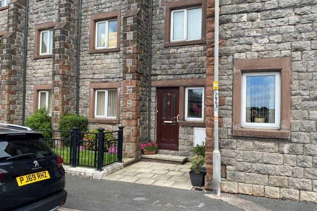 Thumbnail Flat for sale in Flat 2, Wesley Court, Cleator Street, Dalton In Furness, Cumbria