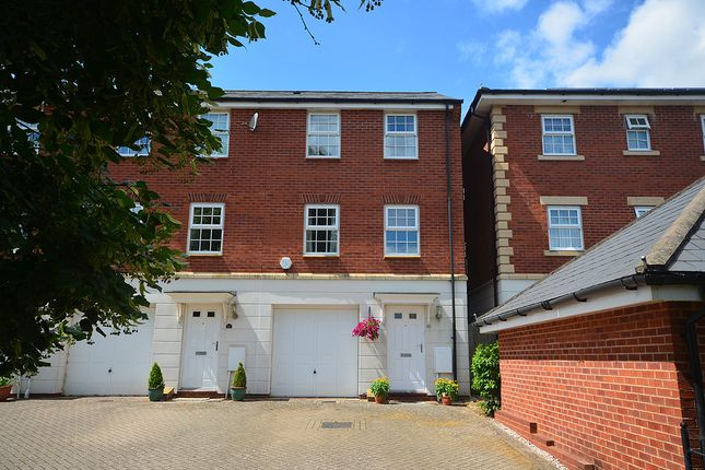 Thumbnail Town house for sale in The Buntings, Exminster, Near Exeter