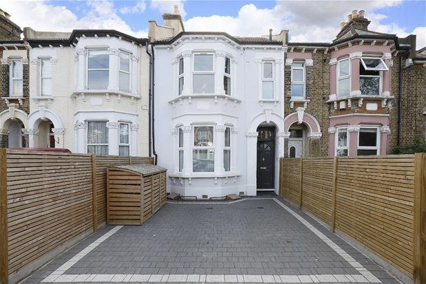 Thumbnail Flat for sale in St. Johns Road, London